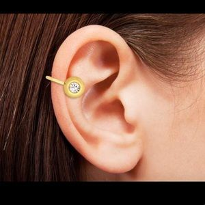 Weight Loss Kai Tak Clip On Earring